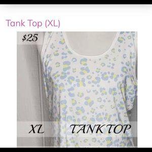 NWT LuLaRoe tank top size XL